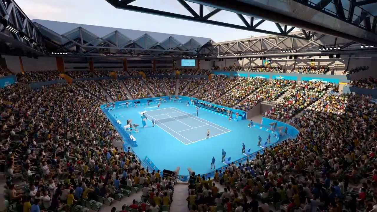 全豪オープンテニス 2019.1.14~27