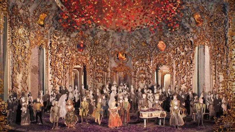 メトロポリタンオペラ 2018年12月の公演