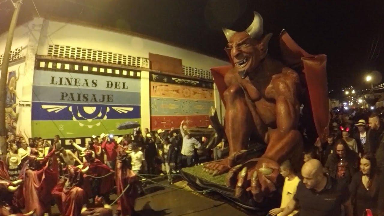 悪魔のカーニバル 2019.1.4~9