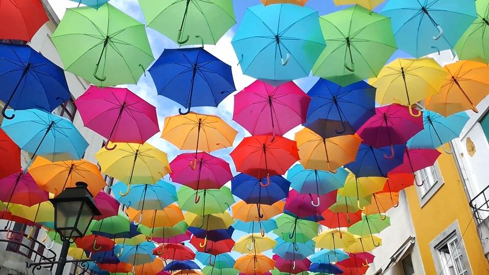 アゲダの傘祭り 2019.7.6~28